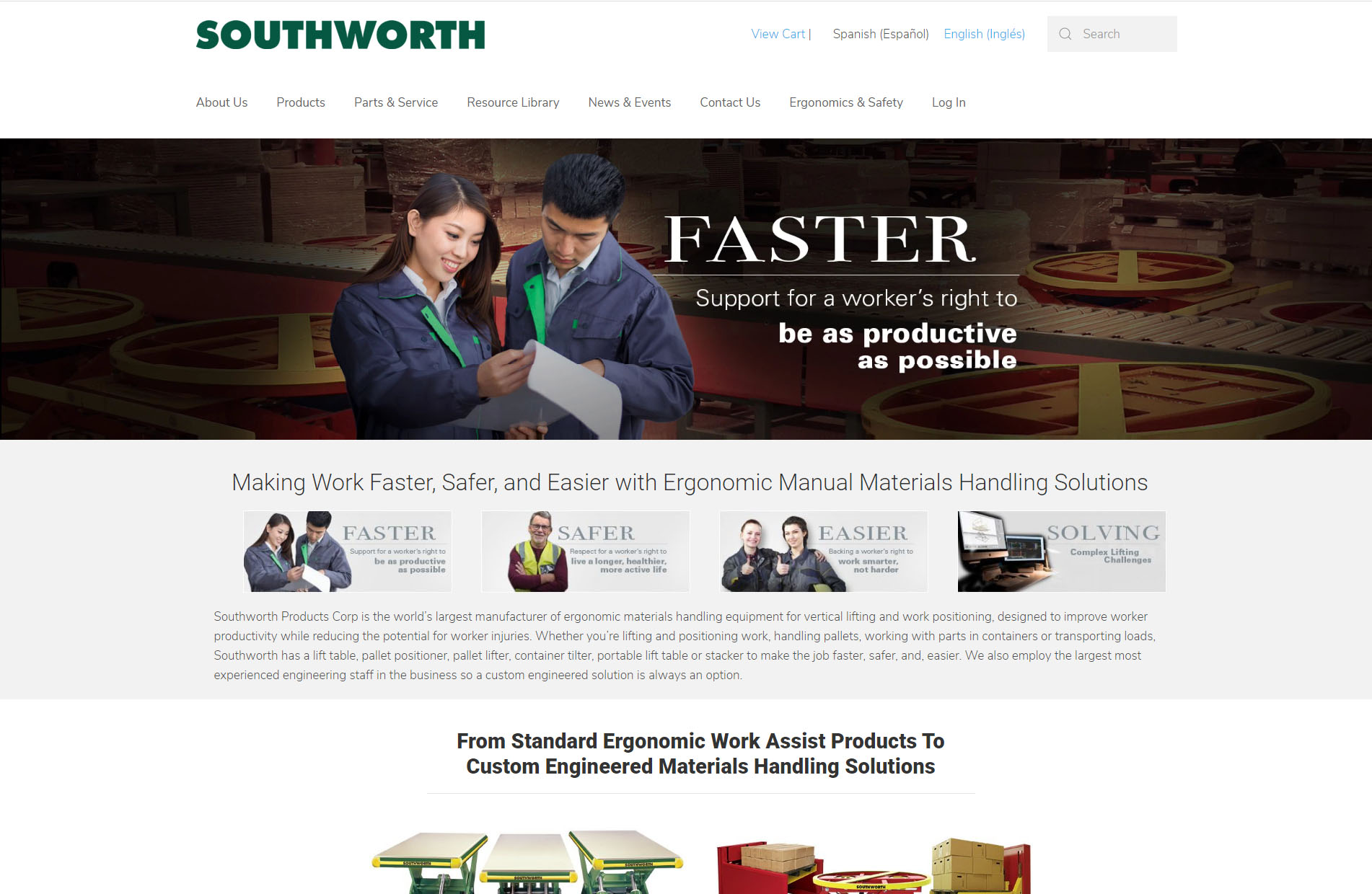 Southworth Products